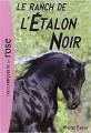 Couverture Le ranch de l'étalon noir Editions Hachette (Bibliothèque Rose) 2010