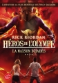 Couverture Héros de l'Olympe, tome 4 : La Maison d'Hadès Editions Le Livre de Poche (Jeunesse) 2015