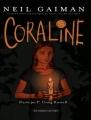Couverture Coraline (BD) Editions Au diable Vauvert 2009