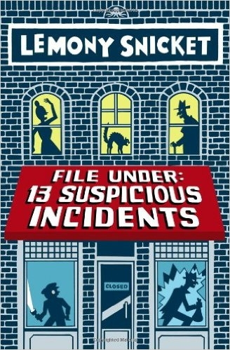 Couverture All the wrong questions: File Under: 13 Suspicious Incidents