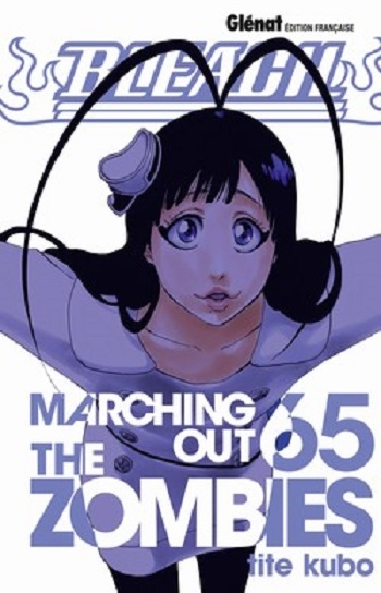 Couverture Bleach, tome 65 : Marching out the Zombies