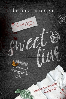Couverture Like Candy, book 2 : Sweet liar
