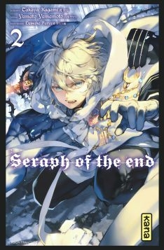 Couverture Seraph of the End, tome 02
