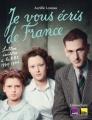 Couverture Je vous écris de France : Lettres inédites à la BBC 1940-1944 Editions L'Iconoclaste 2014