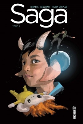 Couverture Saga, tome 05