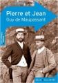 Couverture Pierre et  Jean Editions Belin / Gallimard (Classico - Lycée) 2011