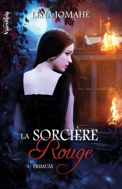 Couverture La Sorcière Rouge (Jomahé), tome 1 : Primum