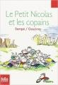 Couverture Le petit Nicolas et les copains Editions Folio  (Junior) 2007