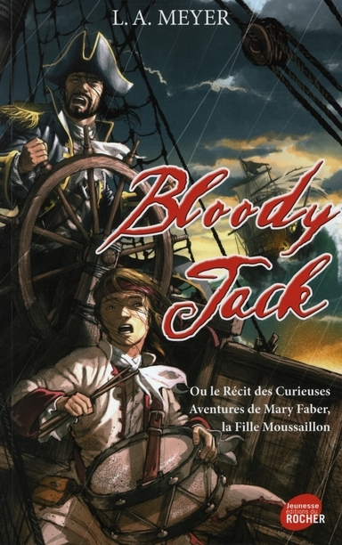Couverture Bloody Jack