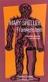 Couverture Frankenstein ou le Prométhée moderne / Frankenstein Editions Flammarion (GF - Etonnants classiques) 2001