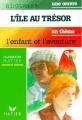 Couverture L'île au trésor Editions Hatier (Classiques - Oeuvres & thèmes) 1990
