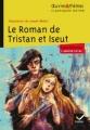 Couverture Le Roman de Tristan et Iseut Editions Hatier (Classiques - Oeuvres & thèmes) 2015