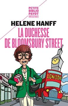 Couverture La Duchesse de Bloomsbury Street