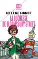 Couverture La Duchesse de Bloomsbury Street Editions Payot (Petite bibliothèque - Irrésistibles) 2015
