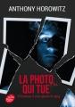 Couverture La photo qui tue : Neuf histoires à vous glacer le sang Editions Le Livre de Poche (Jeunesse) 2014