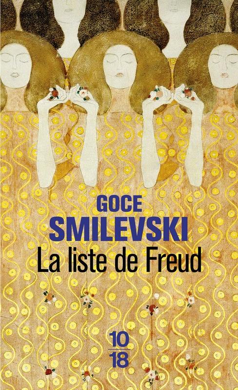 Couverture La Liste de Freud