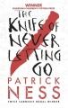 Couverture Le chaos en marche, tome 1 : La voix du couteau Editions Walker Books 2014