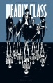 Couverture Deadly Class, tome 1 : Reagan youth Editions Image Comics 2014