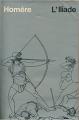 Couverture L'Iliade / Iliade Editions Le Livre de Poche (Classique) 1978