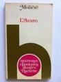 Couverture L'avare Editions Hachette 1983