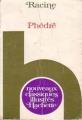 Couverture Phèdre Editions Hachette 1980
