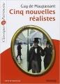 Couverture Cinq nouvelles réalistes Editions Magnard (Classiques & Patrimoine) 2011