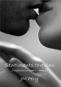 Couverture Taquineries entre amis, tome 2 : Sentiments taquins