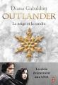 Couverture Outlander (10 tomes), tome 06 : La neige et la cendre Editions J'ai Lu 2015