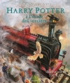 Couverture Harry Potter, illustré, tome 1 : Harry Potter à l'école des sorciers Editions Gallimard  2015