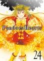 Couverture Pandora Hearts, tome 24 Editions Ki-oon (Shônen) 2016