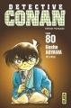 Couverture Détective Conan, tome 80 Editions Kana (Shônen) 2015