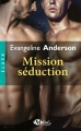 Couverture Mission séduction Editions Milady (Romance - Slash) 2015