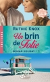 Couverture Roman Holiday, tome 1 : Un brin de folie Editions Milady (Romance - Emotions) 2015