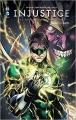 Couverture Injustice : Les dieux sont parmi nous, tome 04 : Année 2, partie 2 Editions Urban Comics (Games) 2015