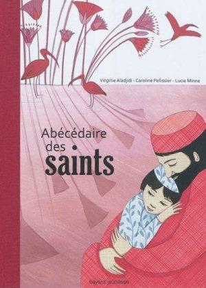 Couverture Abécédaire des saints