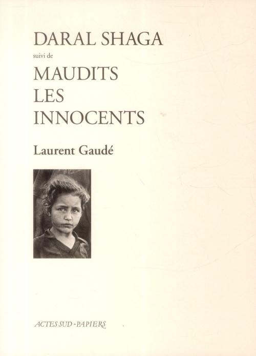 Couverture Daral Shaga / Maudits les Innocents