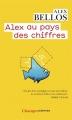Couverture Alex au pays des chiffres Editions Flammarion (Champs - Sciences) 2015
