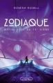 Couverture Zodiaque (Russell), tome 1 : Méfiez-vous du treizième signe Editions Michel Lafon 2015