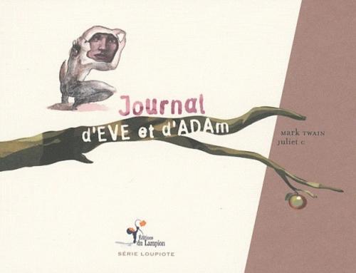 Couverture Journal d'Eve et d'Adam