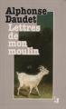 Couverture Lettres de mon moulin Editions France loisirs (Jeunes) 1992