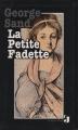 Couverture La petite Fadette Editions France Loisirs (Jeunes) 1992