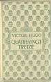 Couverture Quatrevingt-treize Editions Nelson 1913