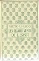 Couverture Les quatre vents de l'esprit Editions Nelson 1912
