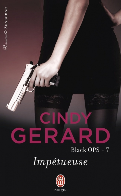 Couverture Black Ops, tome 7 : Impétueuse