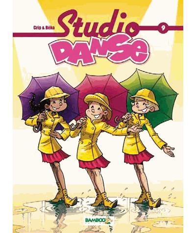 Couverture Studio Danse, tome 9