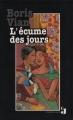 Couverture L'écume des jours Editions France Loisirs (Jeunes) 1993
