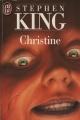 Couverture Christine Editions J'ai Lu 1995