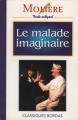 Couverture Le malade imaginaire Editions Bordas (Classiques) 1997