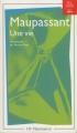 Couverture Une vie Editions Flammarion (GF) 1999