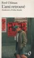 Couverture L'ami retrouvé Editions Folio  1996